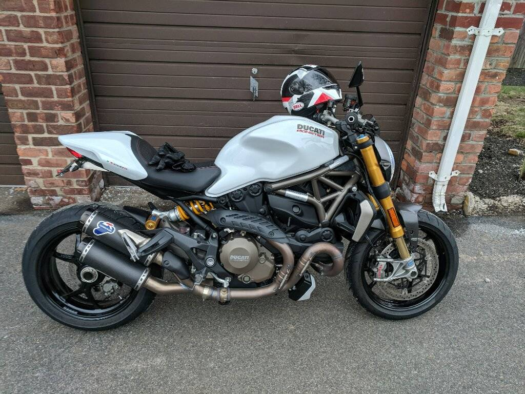 Ducati Monster Nj