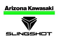 Arizona Kawasaki Slingshot Logo