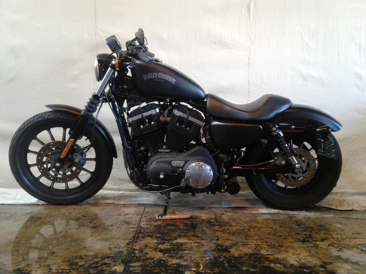 Harley Davidson Sportster Iron 883 For Sale 1790 Motorcycles 2000 Xl Wiring Harness The And Buell Motorcycle