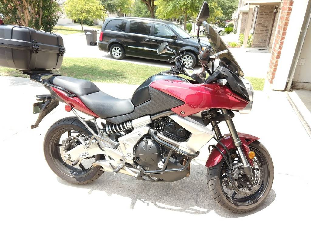 2011 Kawasaki VERSYS 650, San Antonio TX - - Cycletrader.com