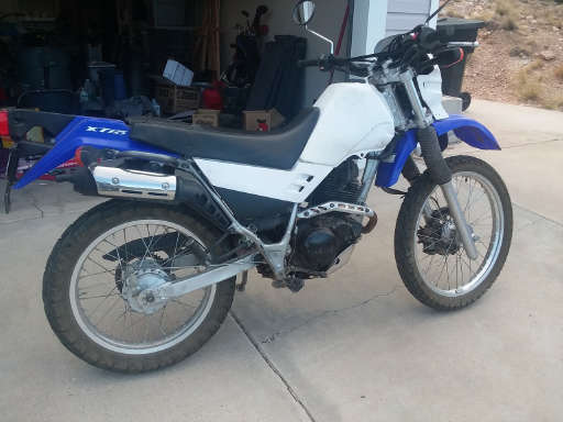 Yamaha XT225 SUPER MOTO Motorcycles For Sale: 6 Motorcycles ...
