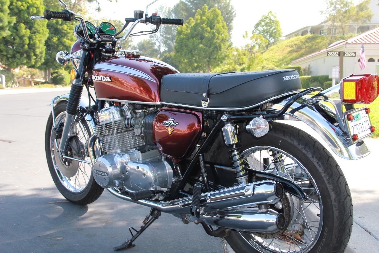 27 Honda Cb 750 Motorcycles For Sale Snowmobile Trader Vespa 150 Lx Fuse Box
