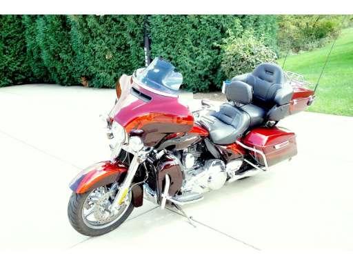 1 928 harley davidson cvo motorcycles for sale