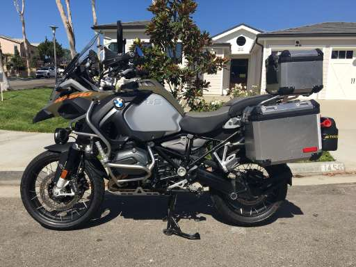 580 BMW R 1200 GS ADVENTURE Motorcycles For Sale