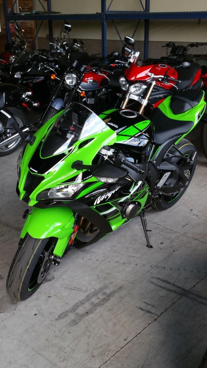 2016 Kawasaki NINJA ZX-10R KRT