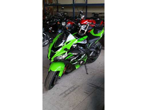 3 Used Kawasaki ZX-10R KRT Motorcycles For Sale