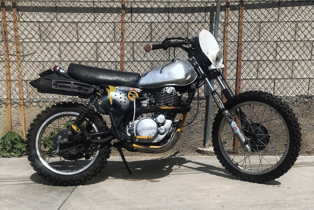 1 Used Yamaha Xt500 Motorcycles For Sale 1981 Tt500 Ignition Wiring