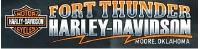 Fort Thunder Harley-Davidson Logo