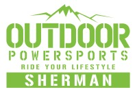 Outdoor Powersports Sherman Logo