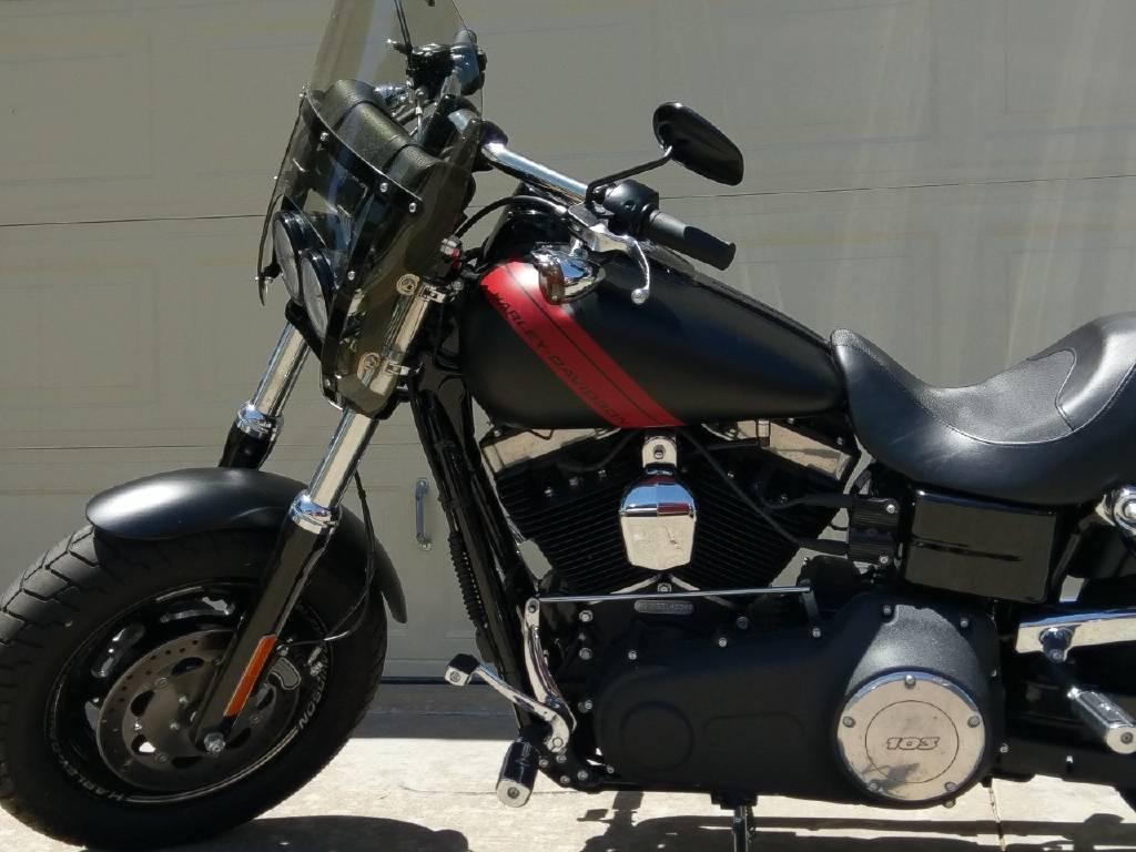 2016 Harley Davidson Fat Bob Dyna