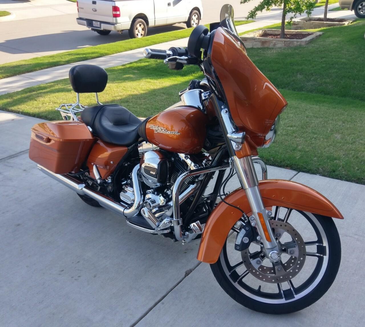 2015 Harley-Davidson STREET GLIDE SPECIAL, Burleson TX - - Cycletrader.com