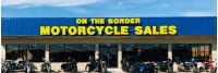 On The Border Motorcycle Sales Logo