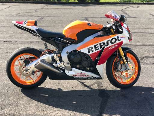 20 Used Honda Cbr1000rr Repsol 1000rr Sp Cycle Trader