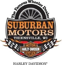 Suburban Motors Logo