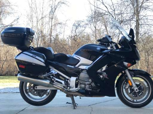 10 2008 Yamaha FJR Motorcycles For Sale