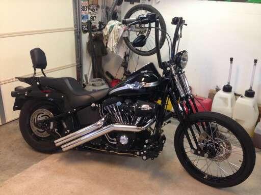 2003 Harley Davidson NIGHT TRAIN In Oceanside CA