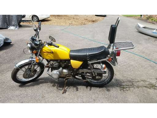 29 Honda CB Classic / Vintage Motorcycles For Sale - Cycle