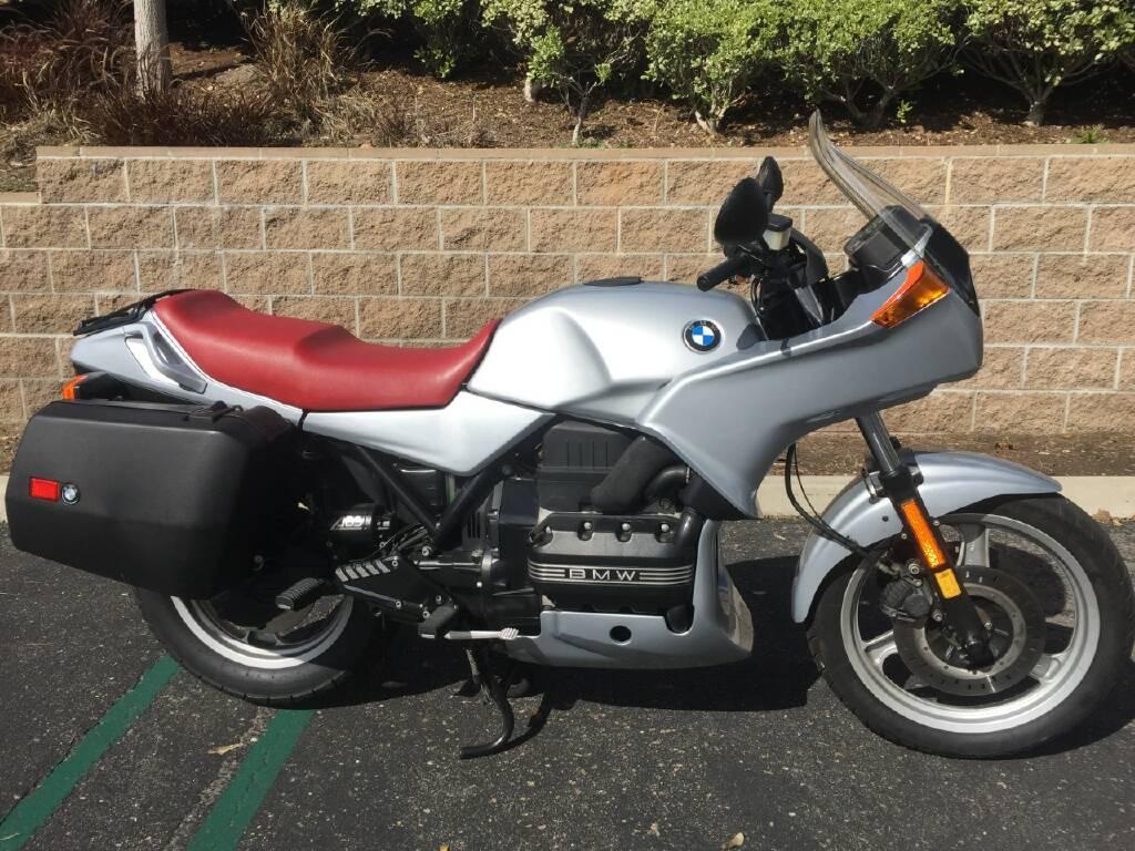 1995 Bmw K 75 S La Mesa Ca Cycletrader Com