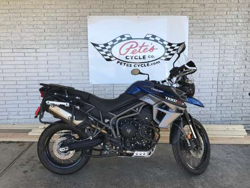 5 2017 Triumph Tiger 800 Xcx Motorcycles For Sale Cycle Trader
