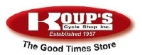 Koup's Cycle Shop Logo