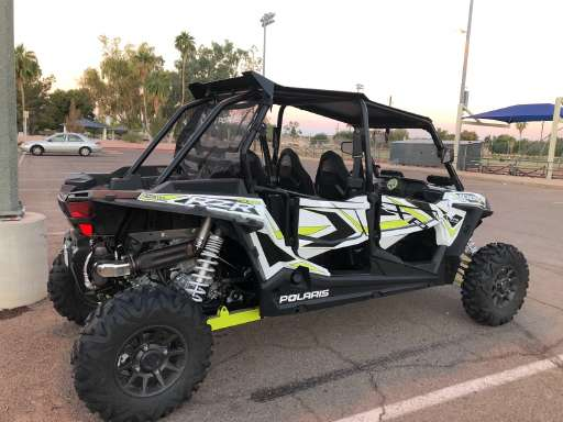 1 Used Polaris RZR S 900 - Cycle Trader