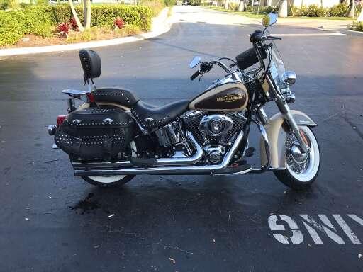 2014 Harley-Davidson HERITAGE SOFTAIL CLASSIC in Naples, FL