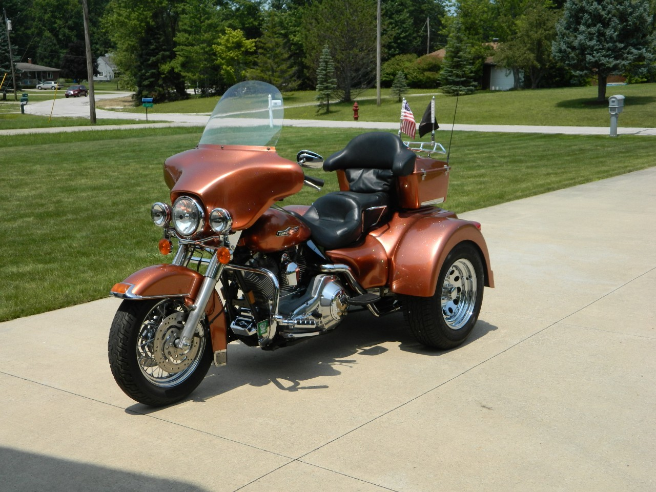 Harley Trikes For Sale >> 2005 Harley Davidson Electra Glide Classic