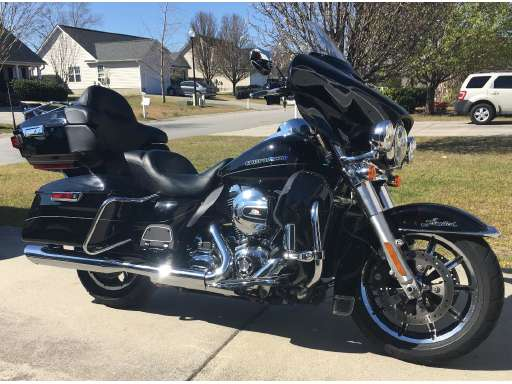 2016 Harley Davidson Electra Glide Ultra Limited Low In Wilmington Nc