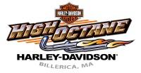 High Octane Harley-Davidson Logo