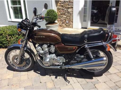 Honda CB 750 Motorcycles For Sale: 23 Motorcycles - ATV Trader