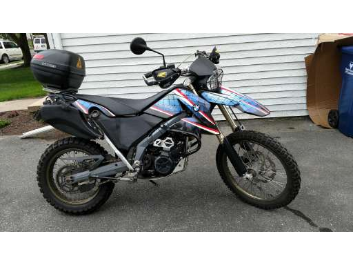 1 Bmw G 650 Xchallenge Motorcycles For Sale Cycle Trader