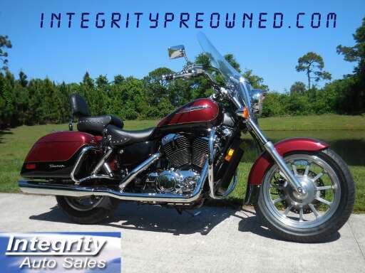 31 Honda Shadow 1100 Motorcycles For Sale Cycle Trader