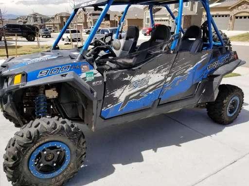 1 Used S RZR XP 900 H O  JAGGED X EDITION - ATV Trader