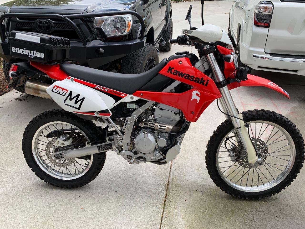 1315 Kawasaki Dual Sport Motorcycles For Sale Cycle Trader