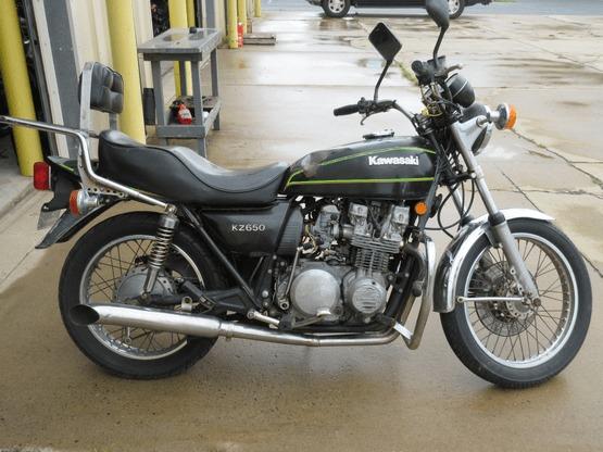 Kz 650 For Sale - Kawasaki Motorcycle,Trailers - PWC Trader