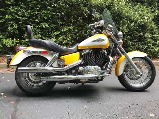 4 1996 Honda Shadow Ace 1100 Motorcycles For Sale Cycle Trader