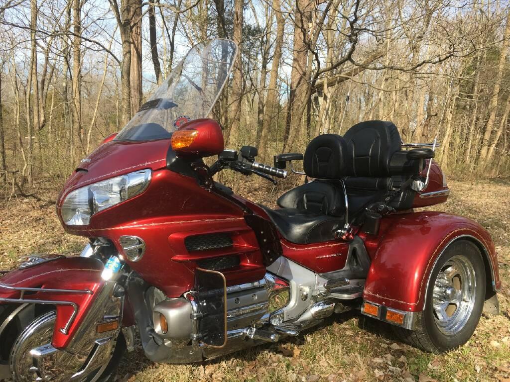 2008 Honda GOLD WING 1800 TRIKE, Makanda IL - - Cycletrader com