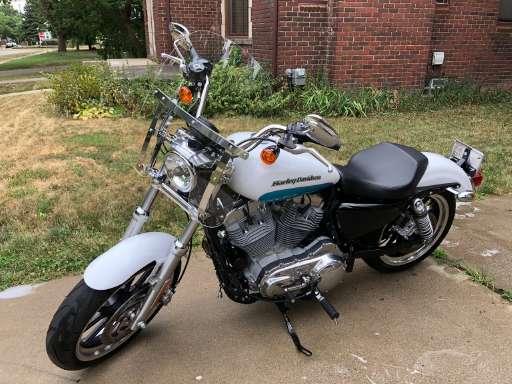2016 Harley Davidson Sportster 883 Superlow In Ferndale Mi