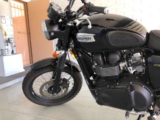 877 Triumph Scrambler Motorcycles For Sale Cycle Trader