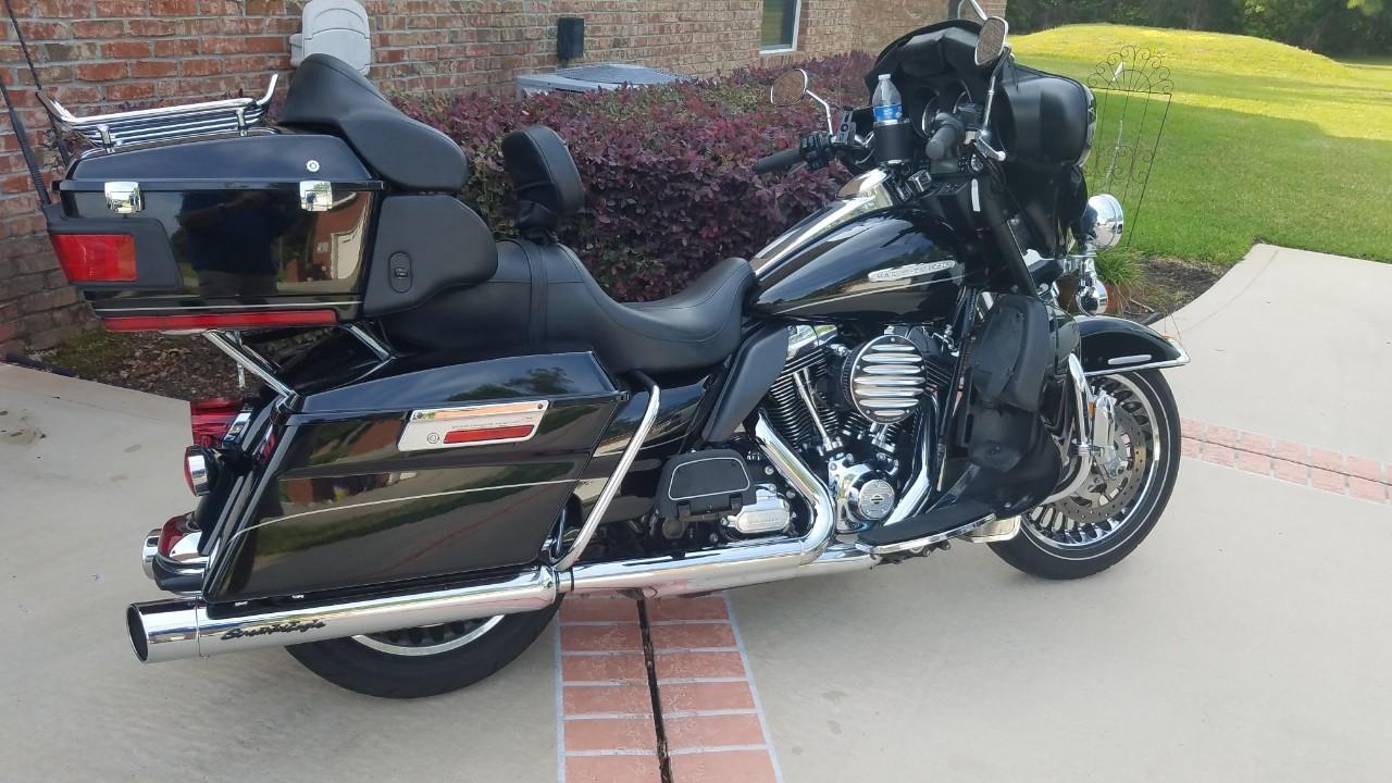 Florida - Electra Glide Ultra Limited For Sale - Harley