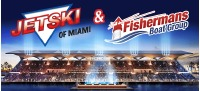 Jet Ski of Miami & Fisherman's Boat Group Logo