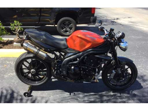 21 Triumph Speed Triple 1050 Motorcycles For Sale Cycle Trader