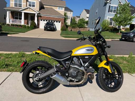 1355 Ducati Scrambler Motorcycles For Sale Cycle Trader
