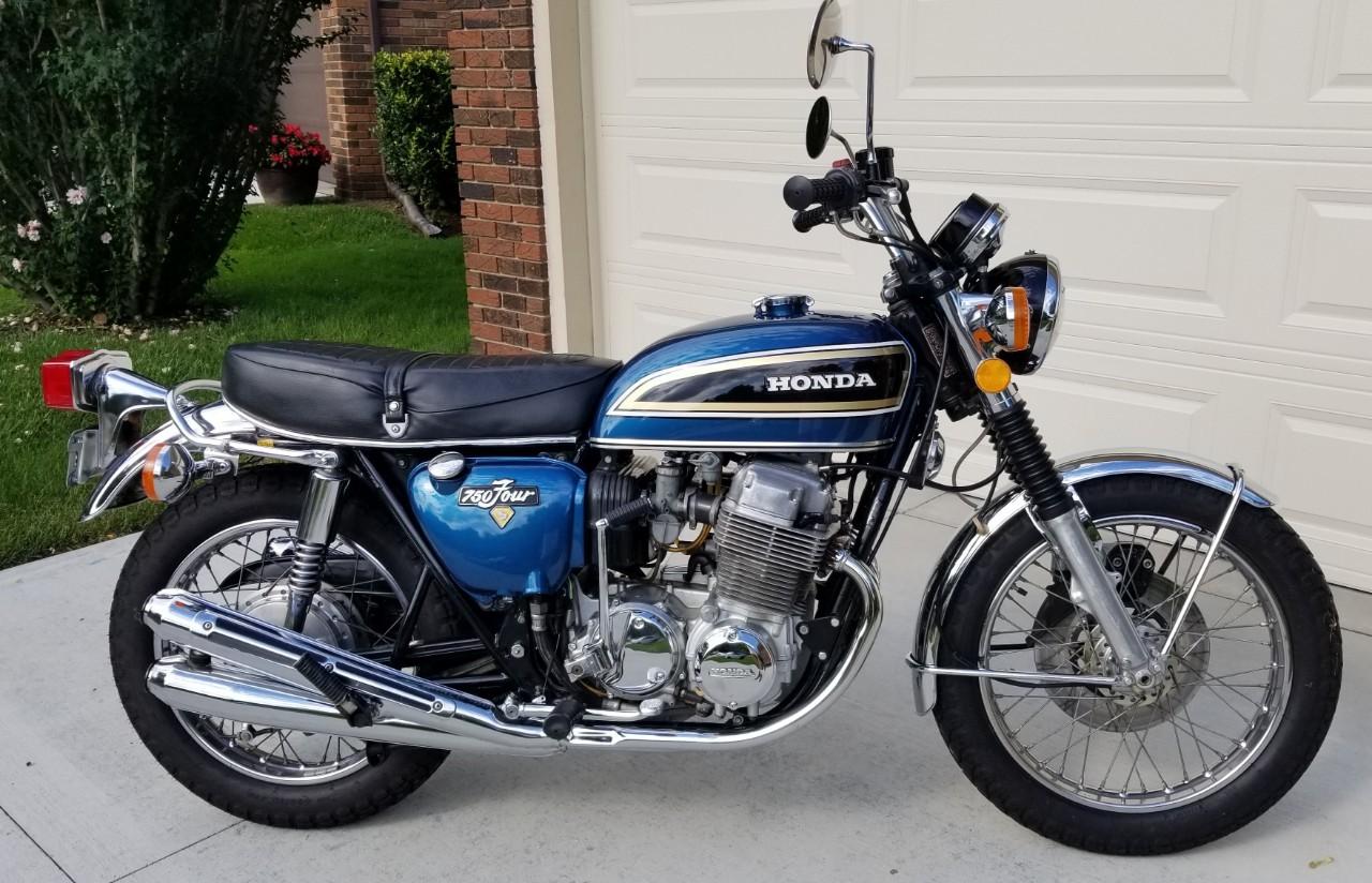 Honda CB750K CB750 CB 750 1969-1976 Rear Wheel Rim Spoke and Nipple Kit