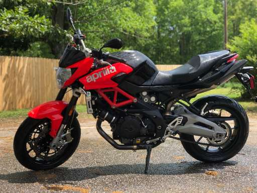 57 Aprilia Shiver Motorcycles For Sale Cycle Trader