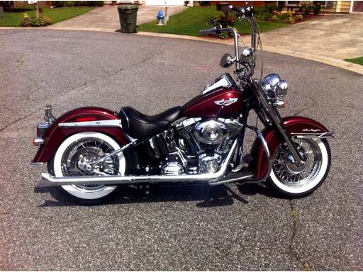 1,031 harley-davidson softail deluxe - cycle trader on 2008 harley  wiring diagram, harley