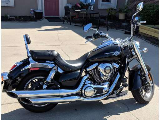 4224 Kawasaki Vulcan Motorcycles For Sale Cycle Trader