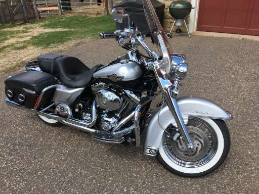 2003 Road King Anniversary Edition For Sale Harley