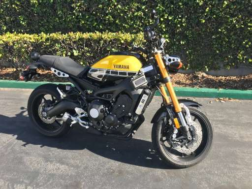 40625858fbd 2016 Yamaha XSR 900 in Huntington Beach