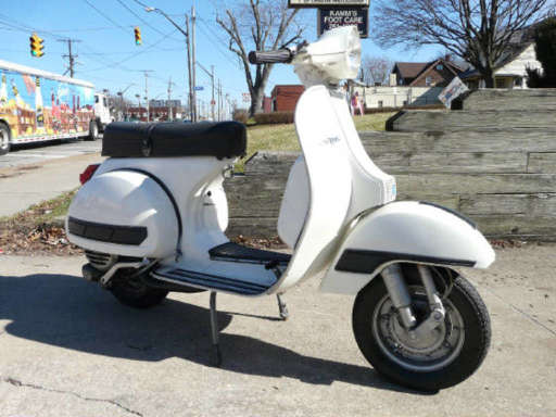Cleveland, OH - Px For Sale - Vespa Motorcycles - Cycle Trader